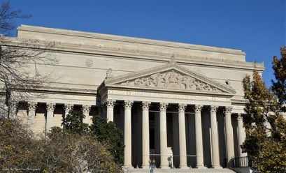 Archives of the United States of America - Home of the Declaration of Independence/Bill of Rights/Constitution