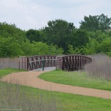 Shoreline Trail Bridge