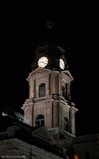 Tarrant County Courthouse Clock Tower (2015)