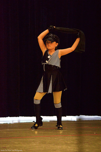 "Sara performs her tap dance Song: ""Car Wash"" ~ Rose Royce"