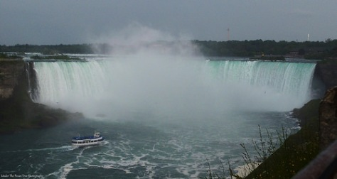 The Canadian Horseshoe Falls