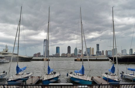 North Cove Yacht Harbor Battery Park City