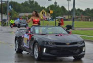 """Wonder Woman"" as the Grand Marshal"