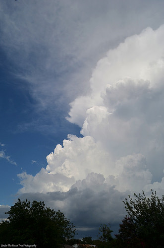 Storm Clouds in North Texas I