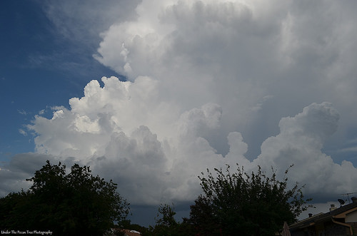 Storm Clouds in North Texas II