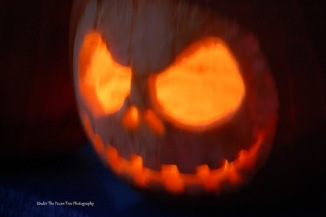 My 'Jack Skellington' Pumpkin (2010)
