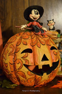 """A Spellbinding Halloween"" from Jim Shore/Disney"