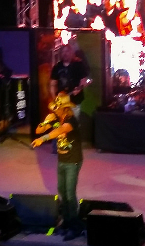 Bret Michaels rocks Lava Cantina in The Colony, Texas.