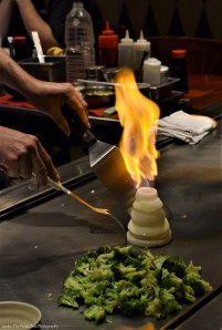 "The famous ""Onion Volcano"" is on fire!!!"