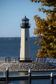 Autumn at The Harbor in Rockwall, Texas