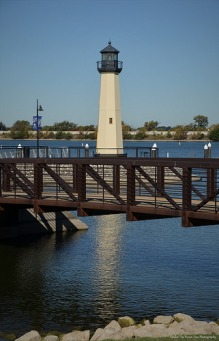 The Harbor Lighthouse