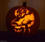 The Witches Brew Pumpkin 2014