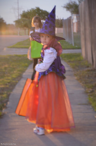 "Katelynn and Sara go to ""Trick-or-Treat"" in the neighborhood. (2013)"