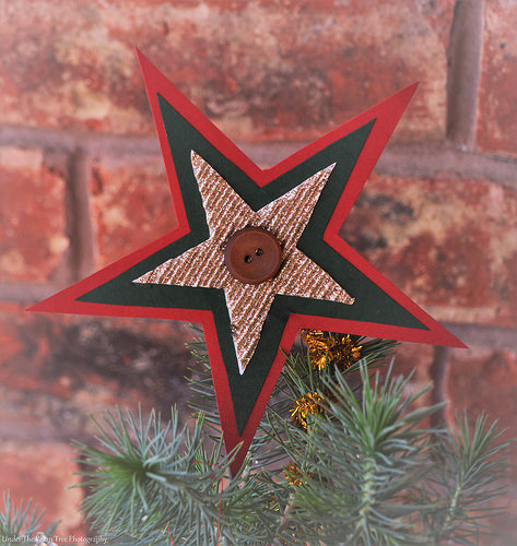 The DIY Star Topper