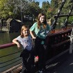Sara and Katelynn on the Sailing Ship Columbia
