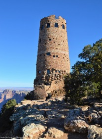 The Desert View Tower