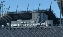 Lincoln Financial Field is the home of the Philadelphia Eagles