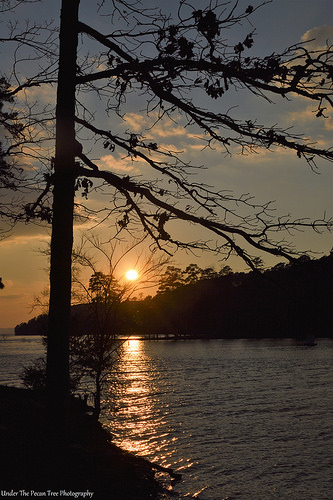Lake Quachita Sunset
