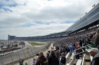 Yesterday's NASCAR Cup Race at the Texas Motor Speedway