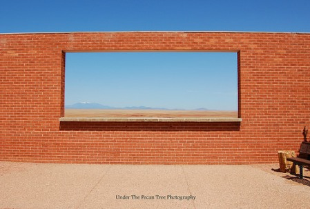 "The ""Window to the Desert"""