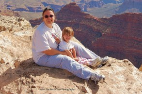 Katelynn and I at the South Rim of the Grand Canyon