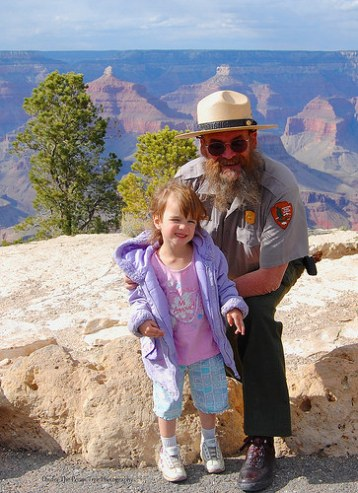 Katelynn learned a lot from the Park Rangers, while we were at the Grand Canyon. After this tour, she got her Junior Park Ranger diploma.
