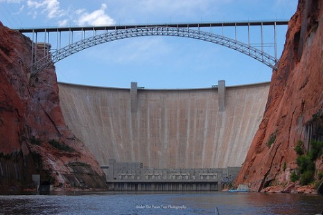Glen Canyon Dam (2008)