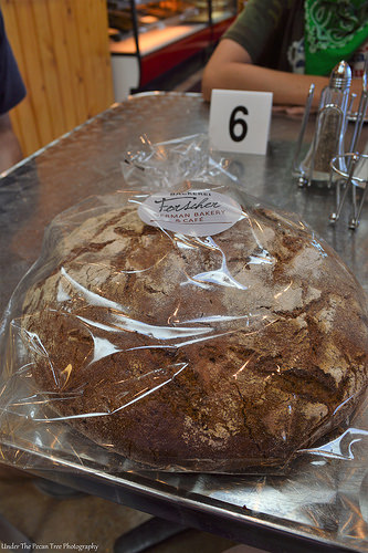 German Rye Bread ... so yummy!