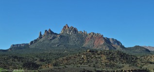 Eagle Crags West south of Zion National Park