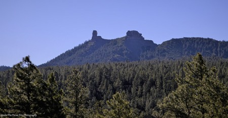 Scenery along Highway 160