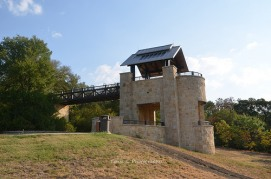 The Arbor Hills Nature Preserve Observation Tower II