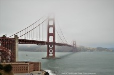 Misty Golden Gate Bridge II