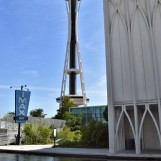 The Space Needle seen from the Pacific Science Center