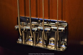 Bass Guitar Bridge & Saddle