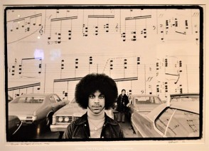 Prince in Minneapolis, Minnesota back in 1977