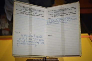 Hendrix's Journal