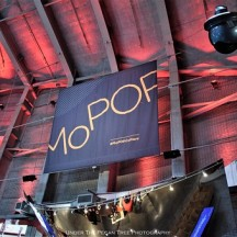 MoPOP Bar across from the Science Fiction and Fantasy Hall of Fame