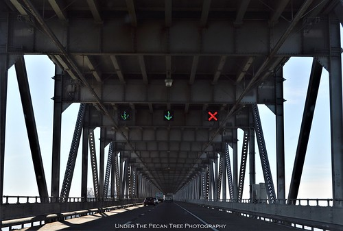 John T. Knox Fwy. Bridge in the Bay Area