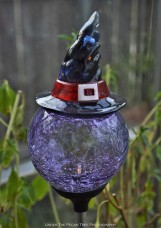 """Witch Hat"" Garden Light"